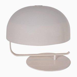 Weiße Tischlampe von Marco Zanuso für Oluce, 1960er