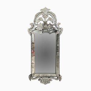 Baroque Style Venetian Mirror, 1870s