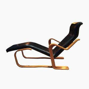 Vintage C1964 Long Chair by Marcel Breuer