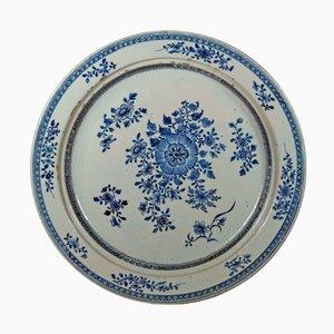 Antique Qianlong Charger Plate