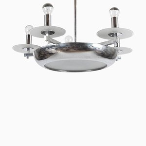 Large Functionalist Pendant by Josef Hurka for Napako