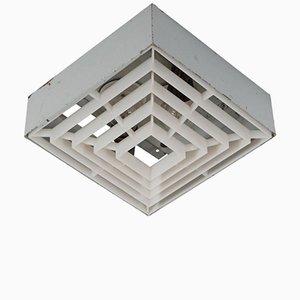 Viereckige Fabrik Deckenlampe