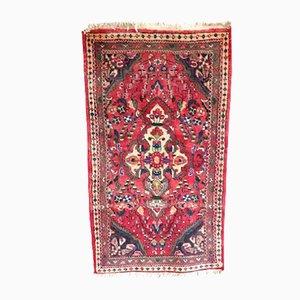 Alfombra de Oriente Medio vintage de lana, años 80