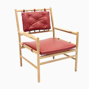 armlehnst hle von arne norell bei pamono. Black Bedroom Furniture Sets. Home Design Ideas