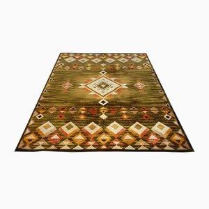 Abstrakter Deutscher Teppich von Schaeffler, 1960er
