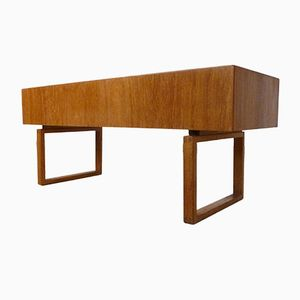 Danish Modern Teak Indoor Planter, 1960s