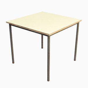 Square Industrial Coffee Table