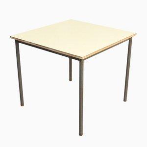 Tavolino da caffè industriale quadrato