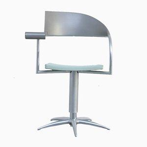Vintage Techno Stuhl von Philippe Starck für Presence Paris/ L'Oréal