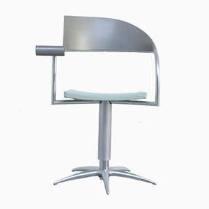 Vintage Techno Chair by Philippe Starck for Presence Paris / L'Oréal