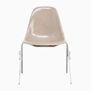 Table d'Appoint en Fibre de Verre par Charles & Ray Eames pour Herman Miller