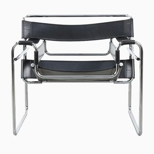 Wassily Chair by Marcel Breuer for Fasem, 1983