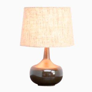Lámpara de mesa de cerámica de Rosenthal Studio Linie, años 70