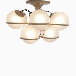 2042/9 Ceiling Lamp by Gino Sarfatti for Arteluce