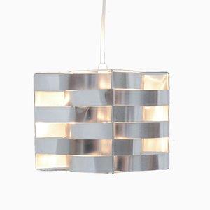 Vintage Cube Pendant Lamp by Max Sauze