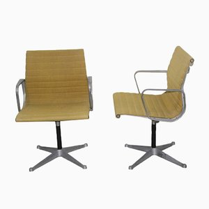 Armchairs by Charles & Ray Eames for Herman Miller, 1960, Set of 2