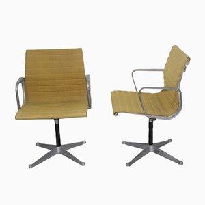 Butacas de Charles & Ray Eames para Herman Miller, 1960. Juego de 2