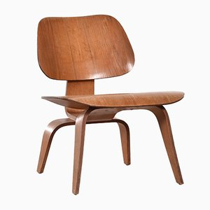American LCW Ash Lounge Chair by Charles & Ray Eames for Herman Miller, 1949