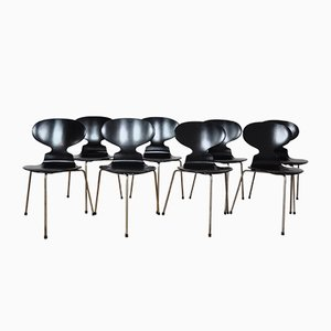 Ant Chairs by Arne Jacobsen for Fritz Hansen, 1960s, Set of 8