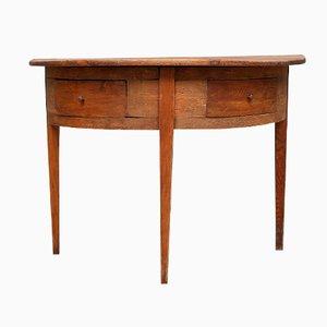 Table Console avec Tirois, Suède, 1800s