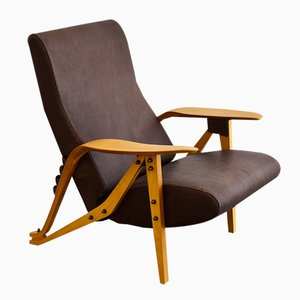 Italian Gilda Armchair by Carlo Mollino for Zanotta