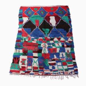 Vintage Moroccan Azilal Carpet, 1970s
