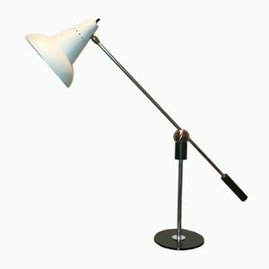 Desk Lamp by Gilbert Watrous for Heifetz