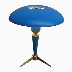 Lámpara UFO atómica de Louis Kalff para Philips, años 50