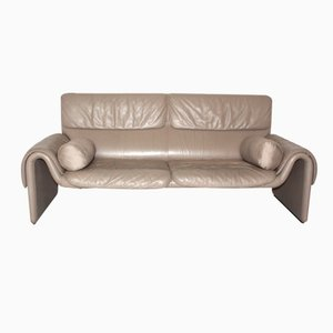 Vintage DS-2011 Leather Sofa from De Sede, 1980s