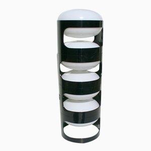 Lampes de Bureaux Modèle KD27 par Joe Colombo pour Kartell, 1960s, Set de 4
