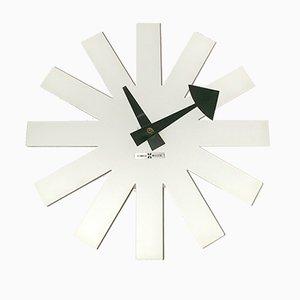 Orologio a forma di asterisco di Irving Harper per Howard Miller, anni '60