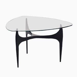 Table Basse Mid-Century Luxus par Jos de Mey pour Van den Berghe Pauvers