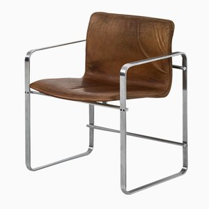Model BO-810 Armchair by Jørgen Lund & Ole Larsen for Bo-Ex, 1960s