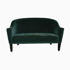 Villa Gallia Two-Seater Sofa by Josef Hoffmann for Wittmann, 1980s