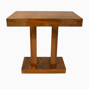 French Small Art Deco Side Table, 1925