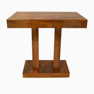 Petite Table d'Appoint Art Déco, France, 1925