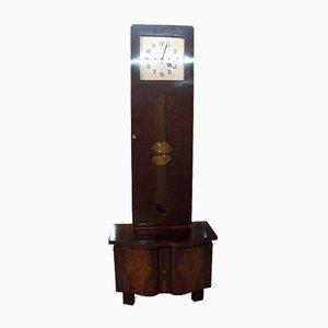 Horloge Comtoise Art Déco, République Tchèque, 1930s