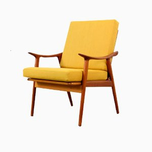 Norwegian Easy Chair by Fredrik Kayser for Vatne, 1960s