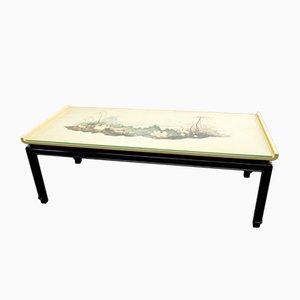 Tavolino da caffè di Paul Vandenbulcke, Albert Saverys, & Cecile De Coene per De Coene / Knoll Int., 1950