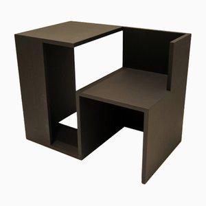 Deutscher Tisch & Stuhl von Clemens Tissi für Haus Kreide, 2015