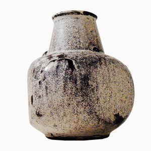 Vase par Svend Hammershøi pour Herman August Kähler, 1920s