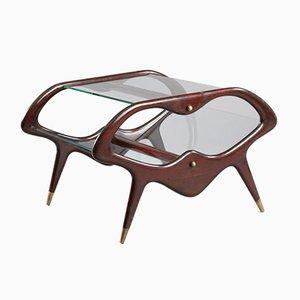 Table Basse Vintage par Cesare Lacca, Italie, 1950s