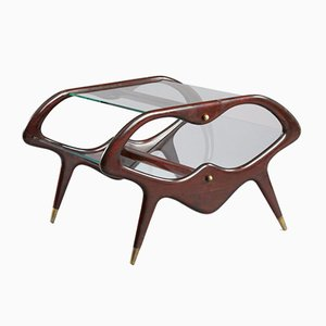 Vintage Italian Coffee Table by Cesare Lacca, 1950s