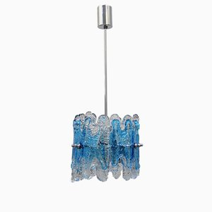 Vintage Murano Glass Pendant Light