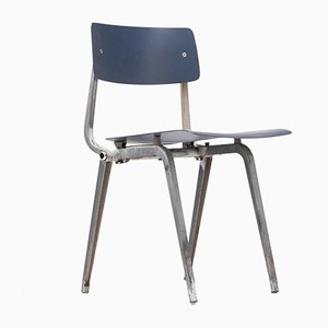 Dutch Foldable Revolt Chair by Friso Kramer for Ahrend de Cirkel, 1950s