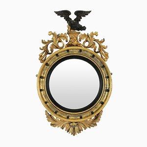 Miroir Oval Régence, Angleterre,1840s