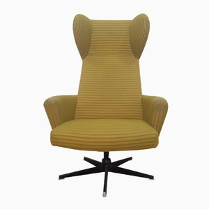 Super Velour Swivel Chair, 1982