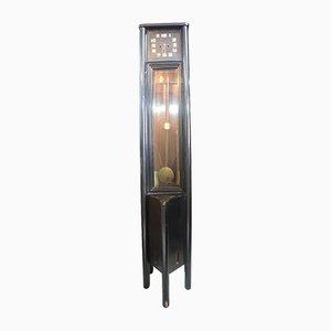 Czech Art Deco Grandfather Clock, 1930s