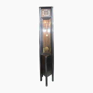 Reloj de pie checo Art Déco, años 30