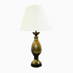 Vintage Ananas Tischlampe